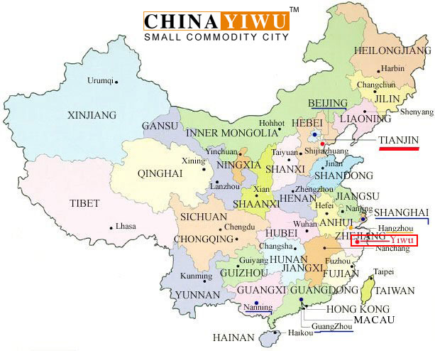 China Chabad To Open New Center In Yiwu: Where Is Yiwu In China On A Map At Infoasik.co