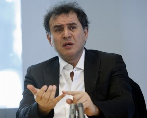 Dr. Nouriel Roubini, a professor at the New York University