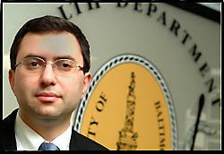 Dr. Joshua Sharfstein from Baltimore is Jewish