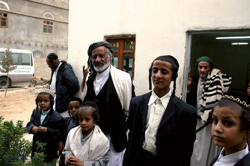 The Yemenite-Jewish community in Yemen