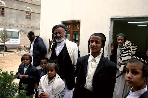 The Yemenite-Jewish community in Yemen