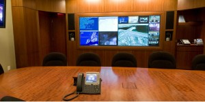 Inside the mayors Situation Room underneath City Hall there are microphones in the ceiling, a sleek table fit for a board room and a supersecure encrypted telephone. Modeled after a similar room in the White House, it cost $2.5 million