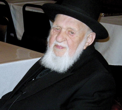 "Rav Yakov Nayman, Z""L Photo Credit: Five Towns Jewish Times"
