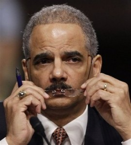 Newsweek Reporter Interrogates AG Holder About Menorah