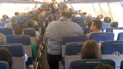 New York Obese Passenger A Big Problem For Plane Crew
