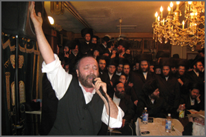Yehuda Green! Is He The Successor Of Shlomah Carlbach?