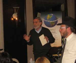 Assemblyman Dov Hikind attended the event saying that he felt fortunate to be there.
