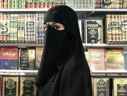 Marriage After Discovering Niqab Bride 109