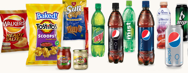 New York - PepsiCo Set To Cut Sodium, Sugar, Fat in Products