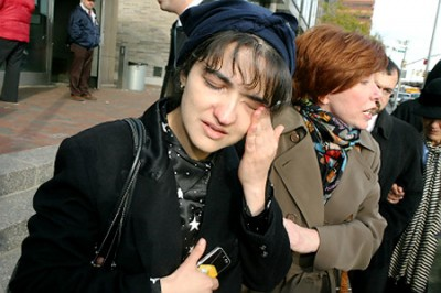 Mazoltuv Borukhova, here in 2007, was sentenced to life for ordering the execution of her dentist husband.