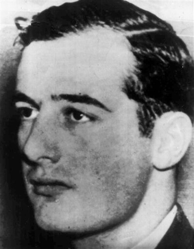 "FILE -- World War II hero Raoul Wallenberg is seen in this undated file photo. New evidence from Russian archives suggests that Wallenberg, credited with rescuing tens of thousands of Hungarian Jews during the Holocaust, was alive after Soviets reported that he had died in a Moscow prison, a Swedish magazine and U.S. researchers reported Thursday April 1, 2010. The fate of Wallenberg, who was arrested in Budapest in January 1945 by the Soviet army, has remained one of the great mysteries of World War II. The Soviets claimed he was executed in July 17, 1947 but never produced a reliable death certificate or his remains. Witnesses claim he was seen in Soviet prisons or labor camps many years later, although those accounts were never verified.  Now, the archives of the Russian Security Services say a man identified only as Prisoner No. 7, who was interrogated six days after the diplomat's reported death, was ""with great likelihood"" Wallenberg.(AP Photo/file)"