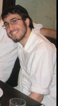 21 year old Nosson Deitsch of Brooklyn, NY [Crown Heights section]
