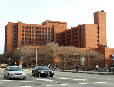 Lincoln Medical and Mental Health Center, South Bronx, New York City
