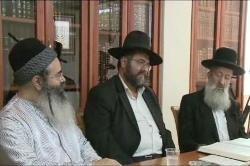 Rabbi Amnon's 'judicial panel', with Rabbi Ben Zion Mutsafi and another member, sentenced Erez Yechiel to 39 lashes in order to 'rid him of his sins'.