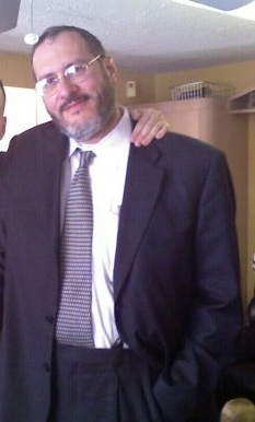 The 51 year old man has been identified as  Chaim Elazar Reich from Borough Park Photo: by his son from Ohio David Reich