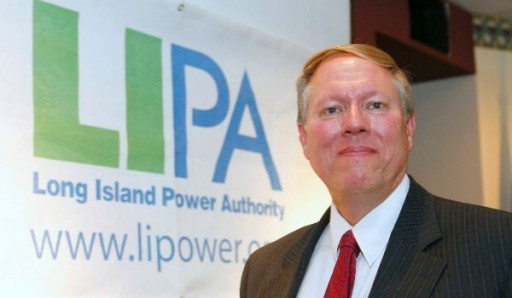 Michael Hervey LIPA's chief operating officer