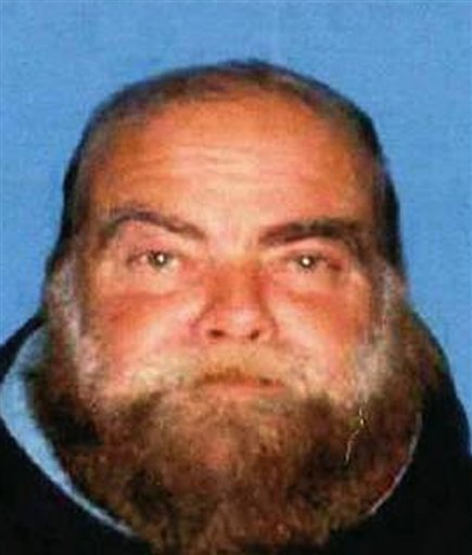 This photo provided by the Santa Monica Police Department shows Ron Hirsch, 60, a transient, who has been linked to an explosion April 7, 2011 near Chabad House Lubavitch of Santa Monica,Calif. Hirsch was arrested earlier this evening in Cleavland, after a member of the Jewish community says he saw his photo on VIN News earlier today, recognized the suspect and called the FBI(AP Photo/Santa Monica Police Department)