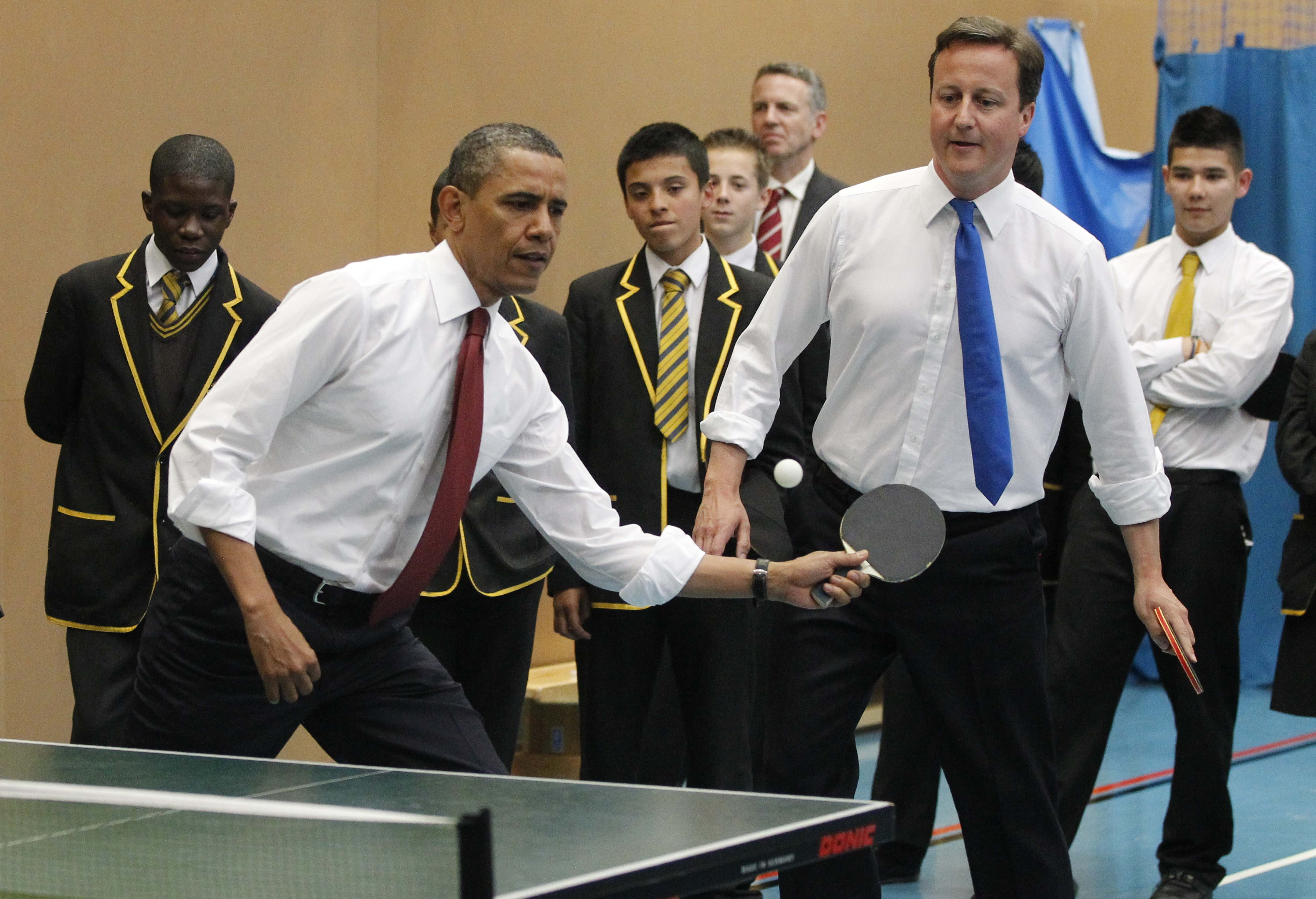 tennis and table tennis Table tennis: table tennis, ball game similar in principle to lawn tennis and played using a lightweight hollow ball and paddles on a flat table divided into two equal courts by a net.