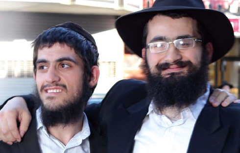 """""""We're not afraid of hard work."""" Getzel and Meir Simcha Rubashkin acclimate to new venues in New York"""