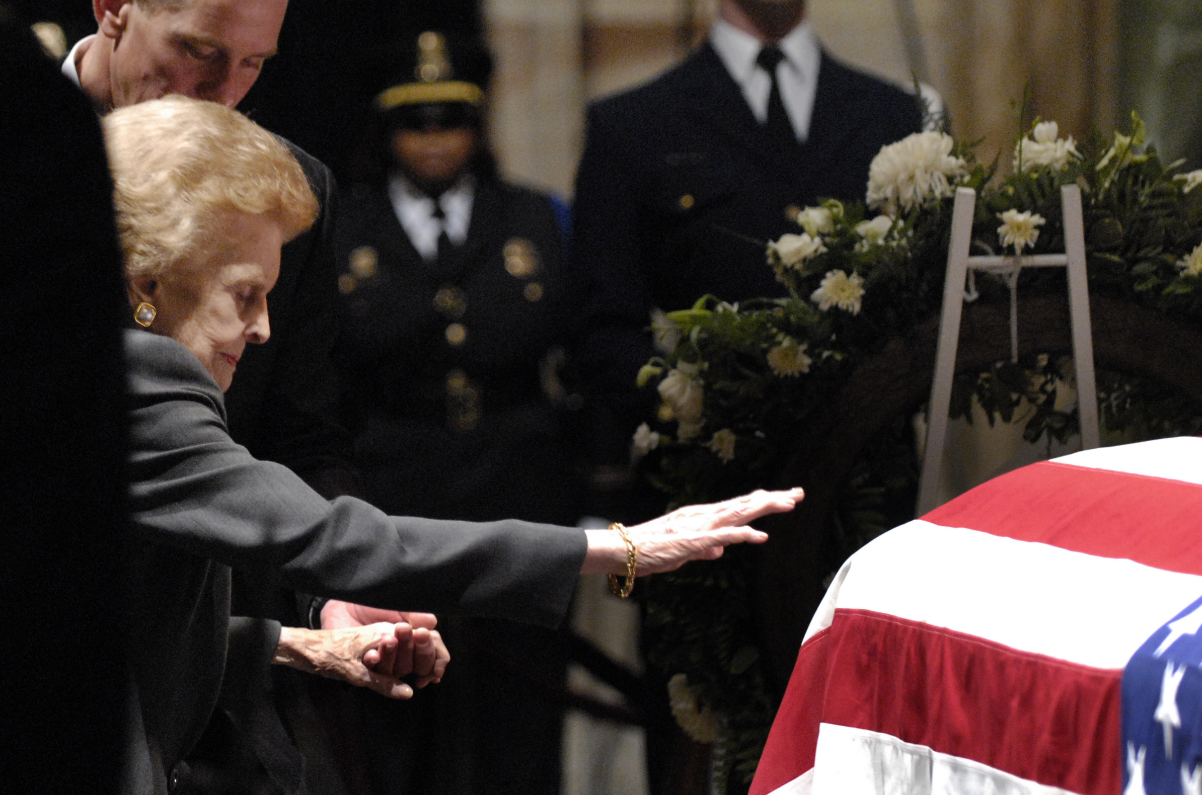 gerald ford funeral - photo #22