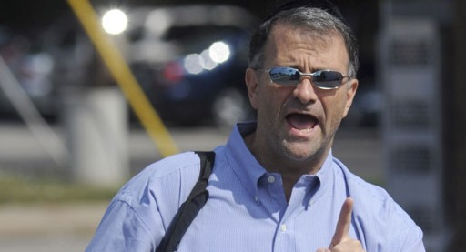 Jack Abramoff has threatened legal action to get control of jackabramoff.com. | AP Photo