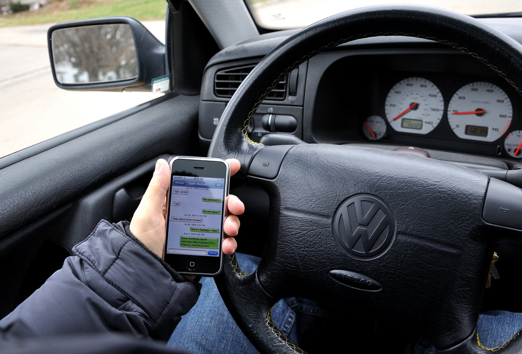 ban texting while driving