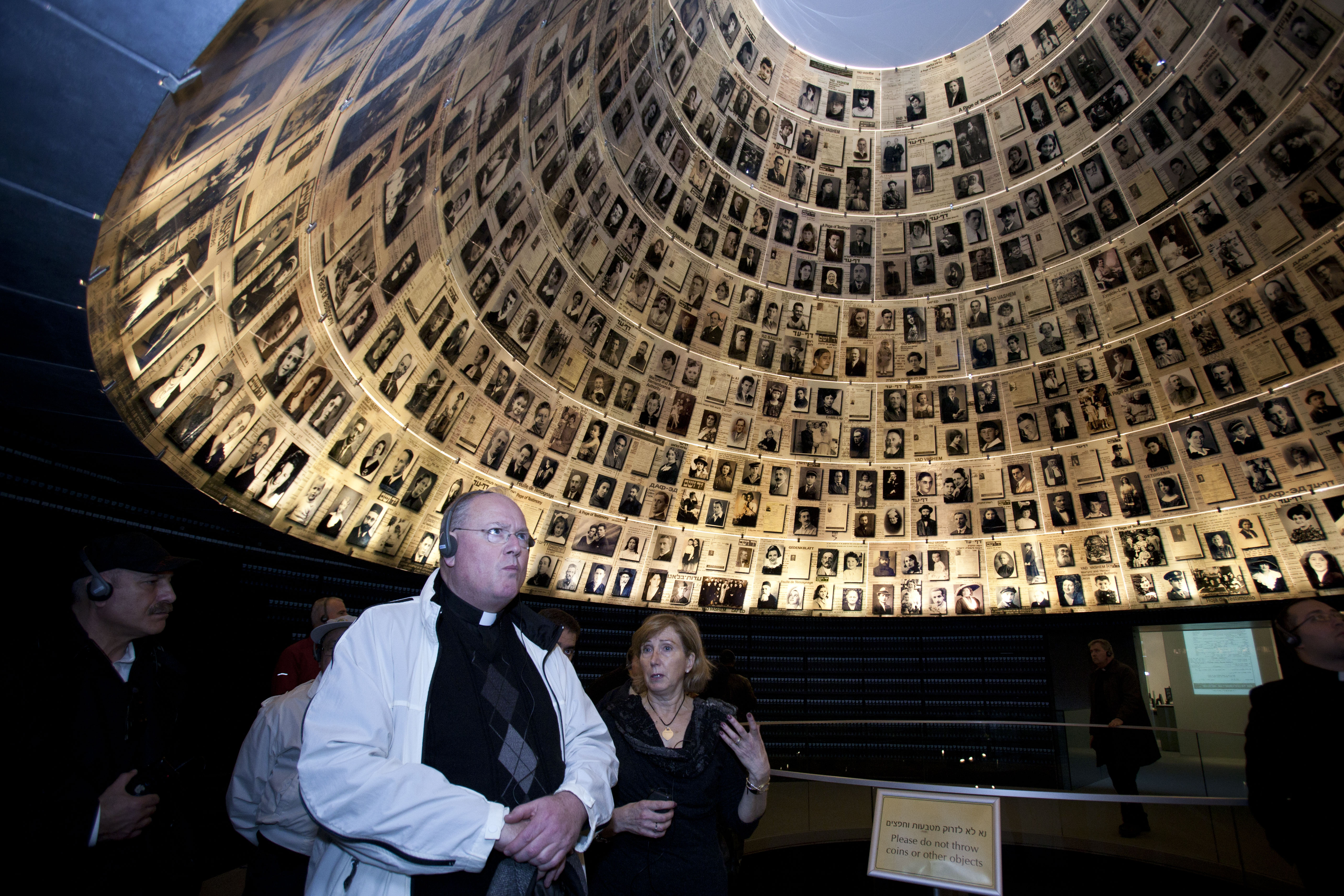 personal reaction to the holocaust museum Truman and the holocaust  personal letter of  the harry s truman library and museum is one of fourteen presidential libraries administered by.