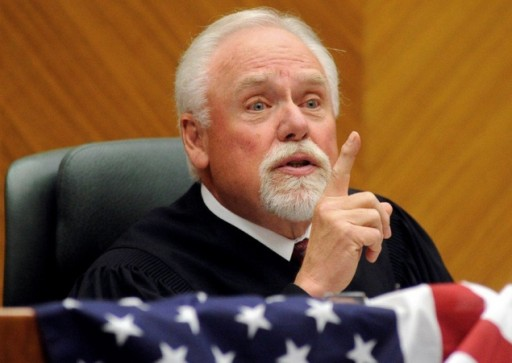 U.S. District Judge Richard F. Cebull of Montana is under fire for sending a racially charged email about President Barack Obama. Cebull said the message reflected his political views, but denied he's a racist. (James Woodcock/AP)