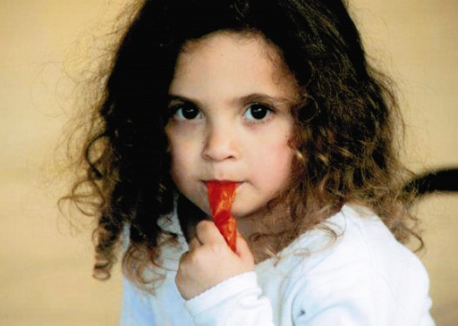 Photo of 3-year old Gabriel Sandler who was killed.