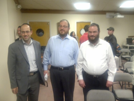 left to right. rothman solomon lefkowitz