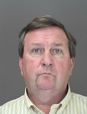 Photo credit: Rockland County District Attorney's Office | Former Airmont Mayor John Layne was charged with corruption in connection with his role as Sloatsburg's building inspector. (May 22, 2012)