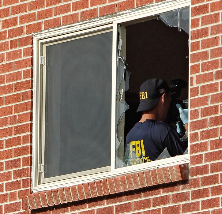 AP Source: Assault Rifle Jammed In Colo. Attack