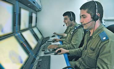 PHOTO: IDF SPOKESMAN/JPost
