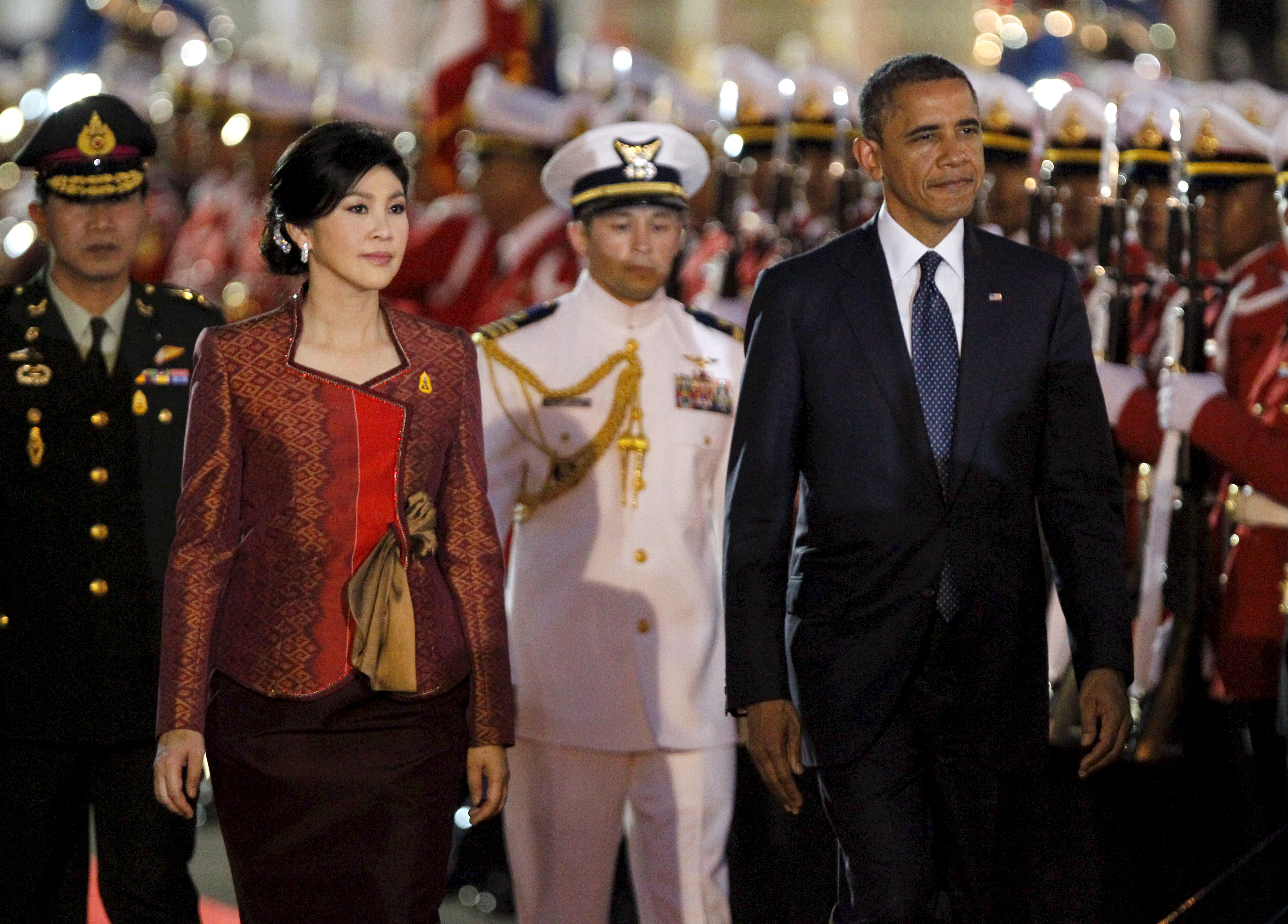 obama visit thailand President barack obama's short stopover in thailand was rich in political  on a  broader stage, obama's visit is another sign that yingluck is.