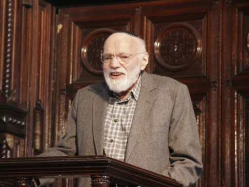 Max Smith, a congregant at the Eldridge Street Synagogue, had his oral history recorded 20 years ago. He died in 2009. Photo: DNAinfo
