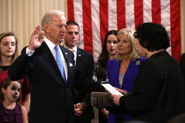 US President oath 82