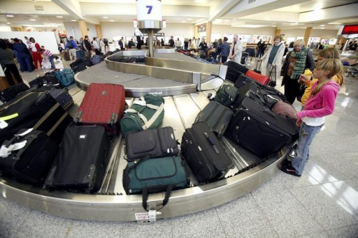 New York Airlines Lose Fewer Bags Get To The Gate On Time