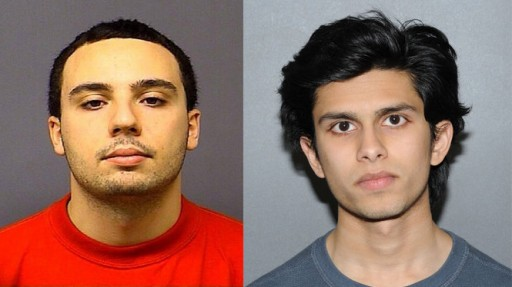 Anthony Graziano (left) and Aakash Dalal (right)Photos courtesy Bergen County Prosecutor's Office