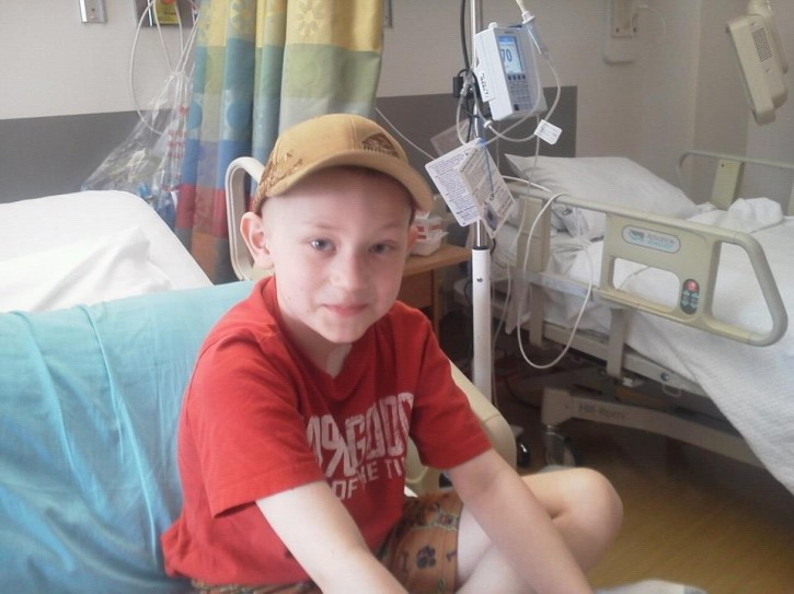 Chabad of Hunterdon will hold an auction to benefit leukemia victim Matthew Harms on Sunday, March 3 at the historic Stangl Factory in Flemington.