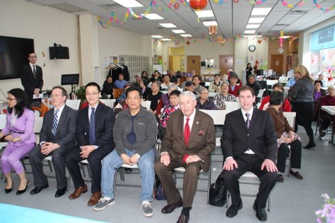 In this Thursday, April 18th, Chaim Deutsch, Democratic candidate for City Council in the 48th district, co-hosted a Public Safety Forum for the Chinese Community at the Chinese Adult Day Care Center on Public Safety in Brooklyn.