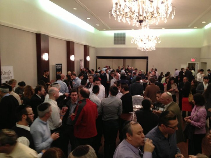 FILE - A decent time at a little event which they called Whisky Jewbilee! Oct. 25 2012