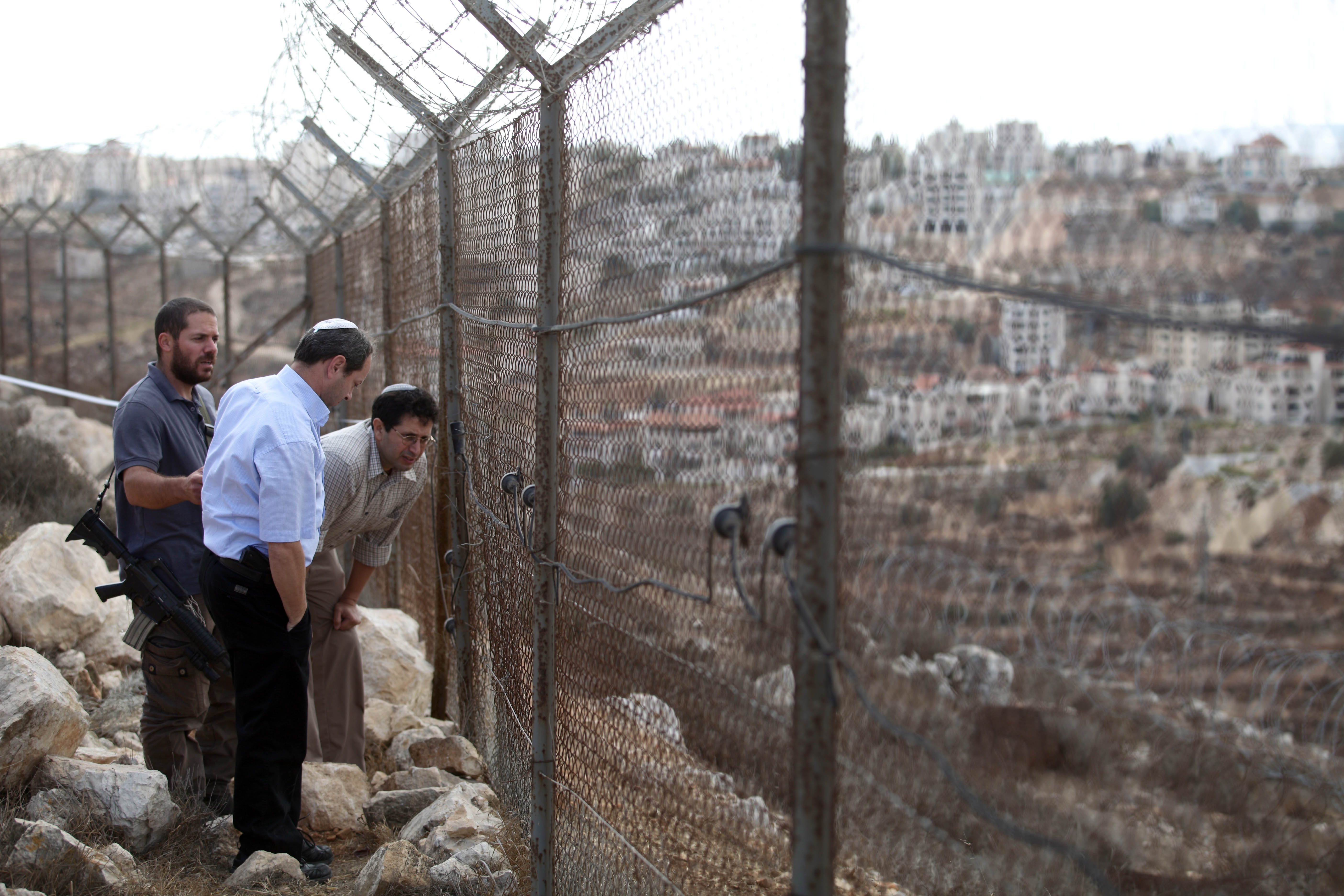 Israel pm palestinian leaders to blame for attack on