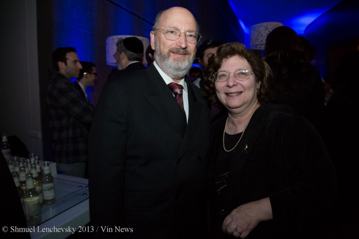 Drs Peter and Laurel Steinherz, founders of Camp Simcha.