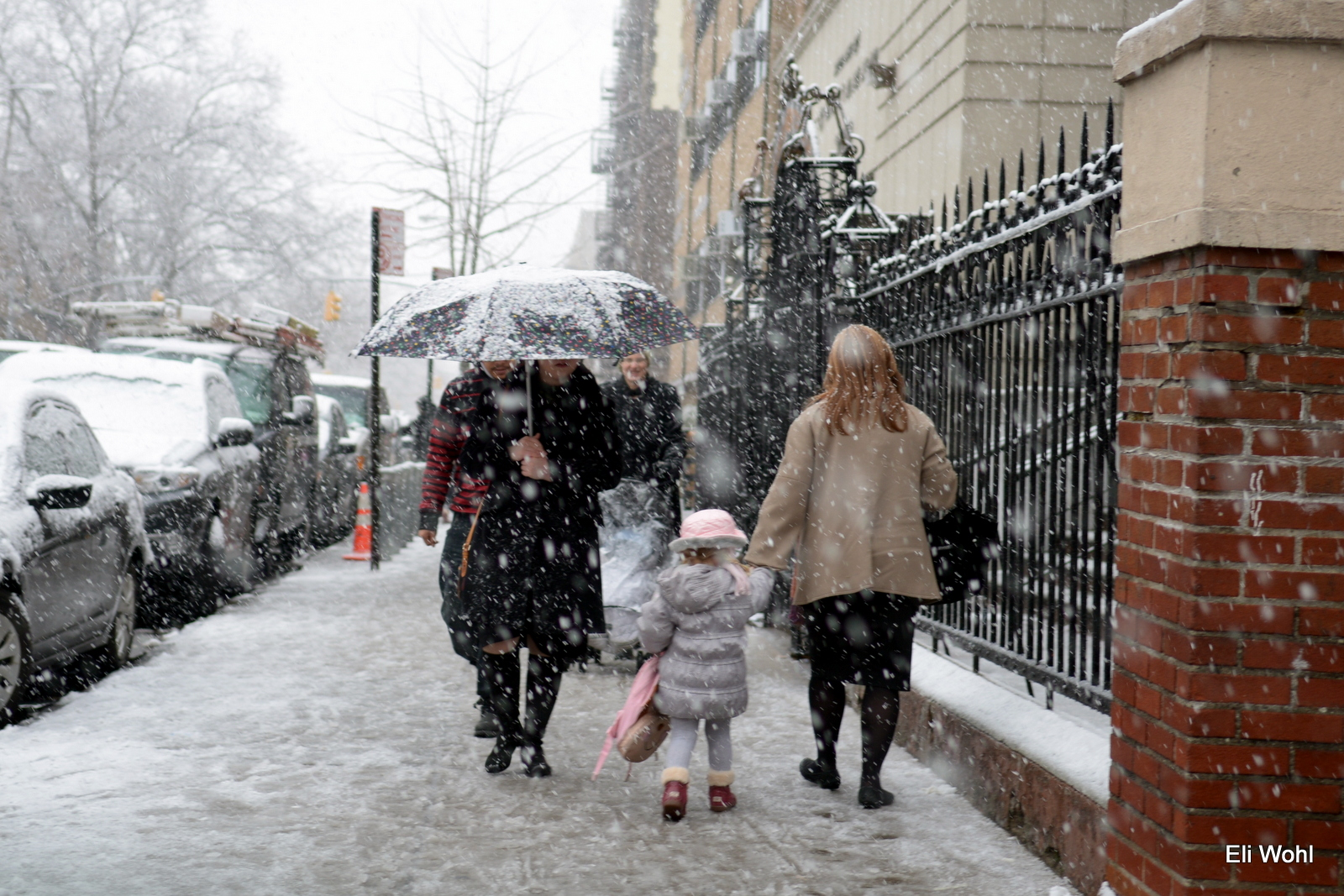 New+York+Weather New York, NY - Winter Weather To Hit City Saturday
