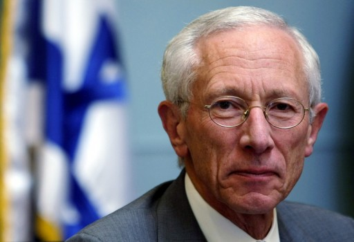 File Photo: Stanley Fischer. EPA/KOBI GIDEON