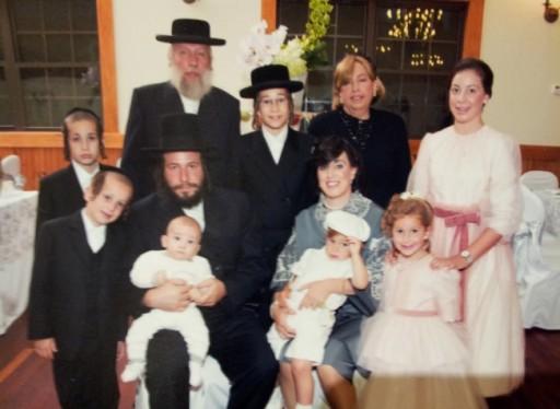 Menachem Stark Wife