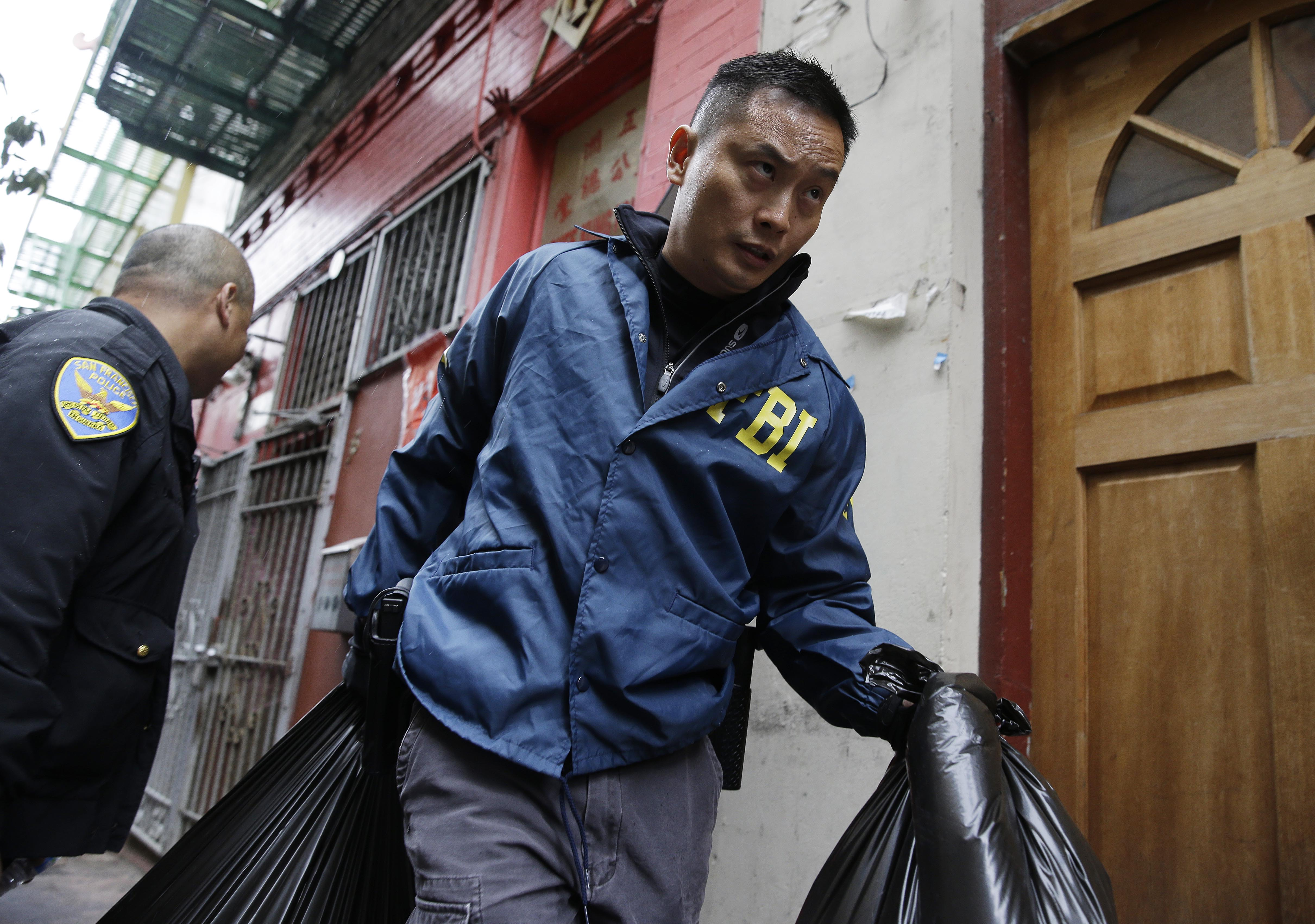 San Francisco - FBI Sting Shows San Francisco Chinatown Underworld     											    				More of today's headlines