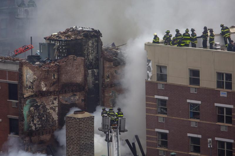 Manhattan, NY - 2 Dead, 22 Injured, Some Missing, In Two NYC