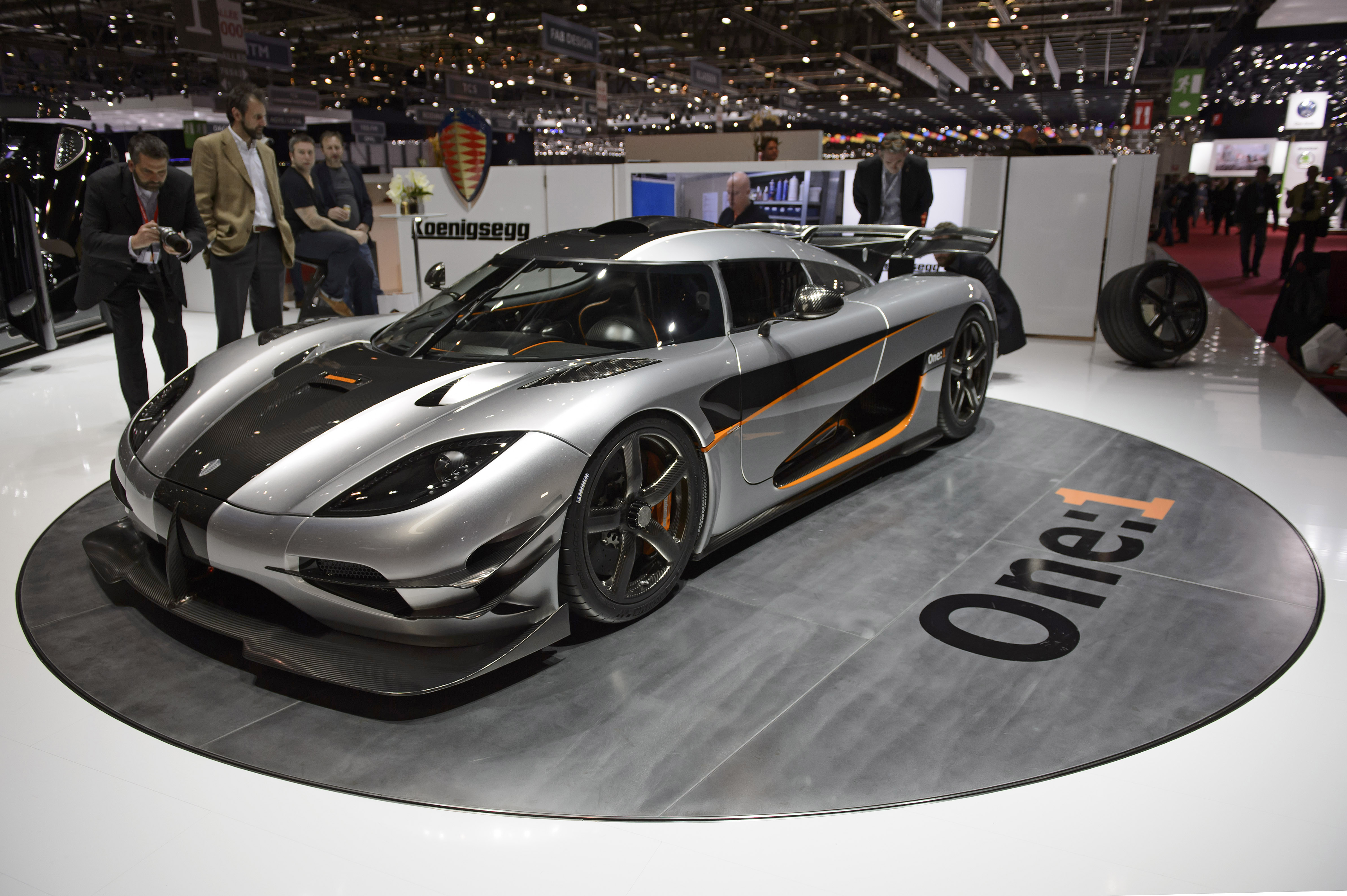 Geneva the most stunning supercars at geneva motor show the new koenigsegg one1 is presented during the press day at the 84th geneva sciox Images