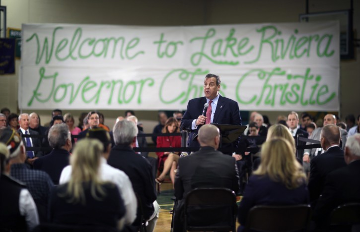 Brick, NJ - Christie Says He Would Have Stopped Lane Closings